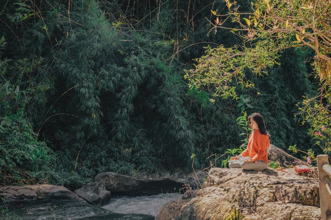 Fem övningar i medveten närvaro och mindfullness